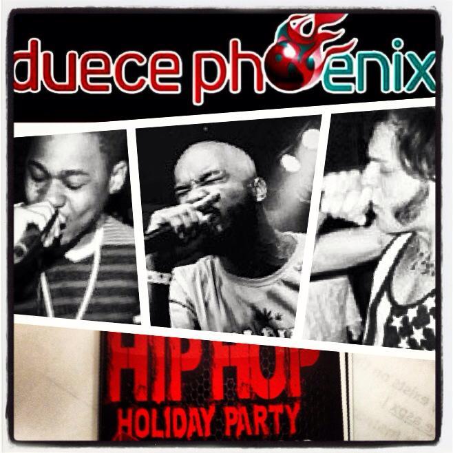 Upcoming Show: 1/30/14 – Duece Phoenix Live @ Kung Fu Necktie